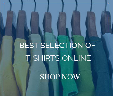 best custome t-shirt selection online