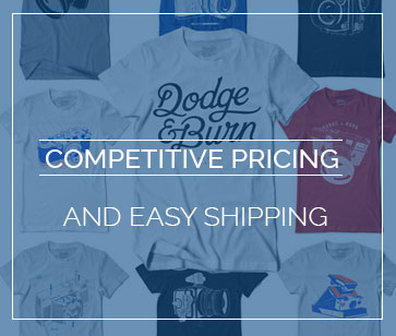 Competitive heat transfer paper pricing