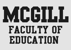 McGill Faculty Of Education is our customer