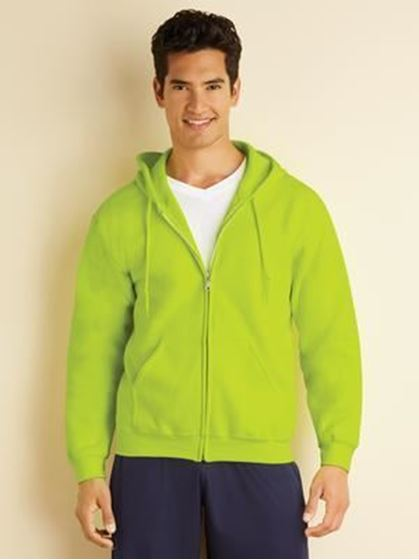 Picture of FULL ZIP HOODED SWEATSHIRT - 1860