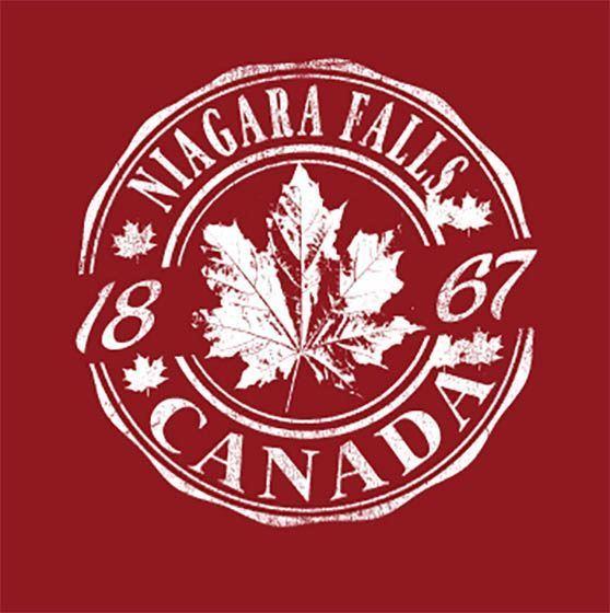 Picture of 019 Niagara Falls Round Logo