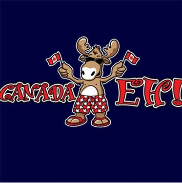 Picture of 044 Canada Moose Eh