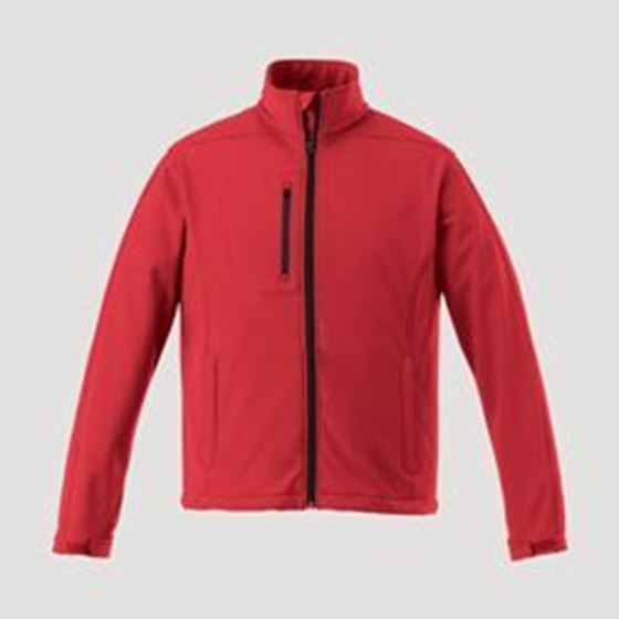 Picture of Men's Full Zip Soft Shell