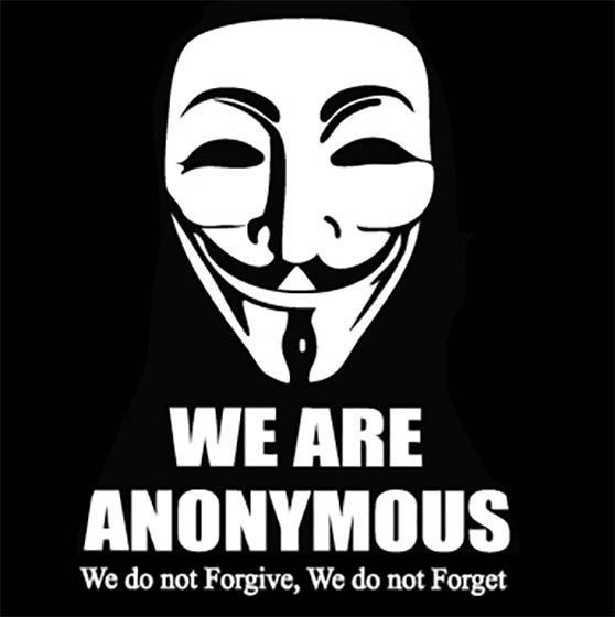 Image de 106 We are Anonymous