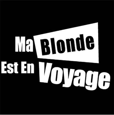 Picture of 108 Blonde En Voyage