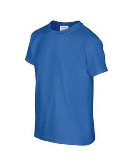 Picture of GILDAN® HEAVY COTTON™ YOUTH T-SHIRT. 500B