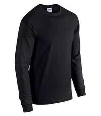 Picture of GILDAN® HEAVY COTTON™ LONG SLEEVE T-SHIRT. 5400