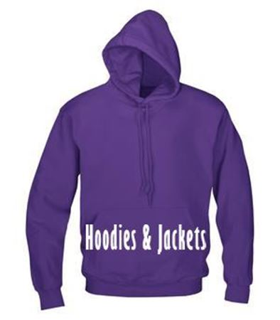 Picture for category Hoodies & Jackets