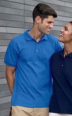 Picture of GILDAN® DRYBLEND™ ULTRA COTTON PIQUÉ SPORT SHIRT- 3800
