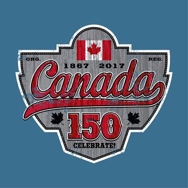 Picture of 011 Canada 150 Shield