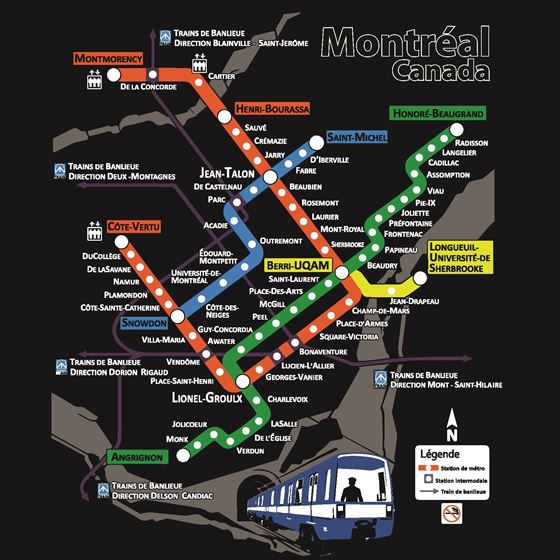 Picture of 173 MONTREAL METRO