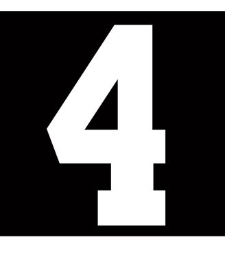 Picture of 4 HOCKEY NUMBER