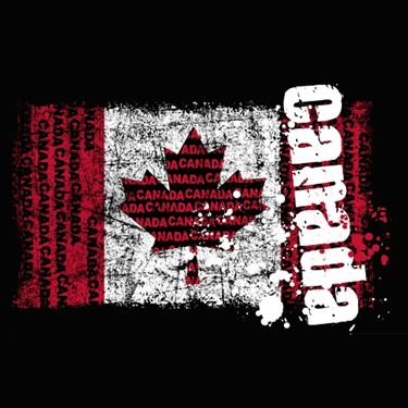 Picture of 135 Canada Flag