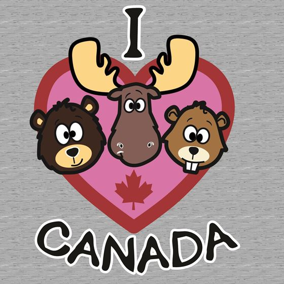Picture of 138 I love Canada