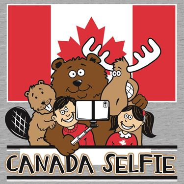 Picture of 167 CANADA Selfie