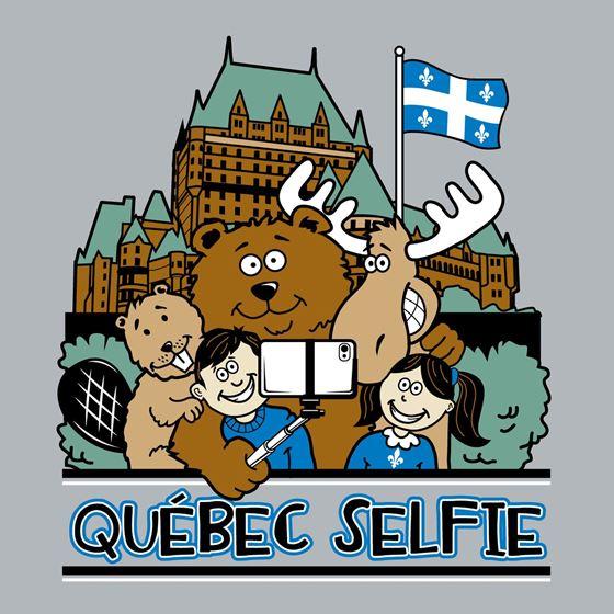 Picture of 169 Quebec Selfie