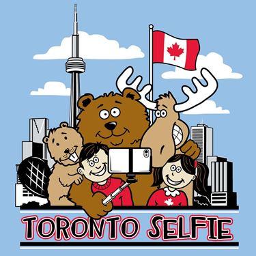 Image de 170 Toronto Selfie