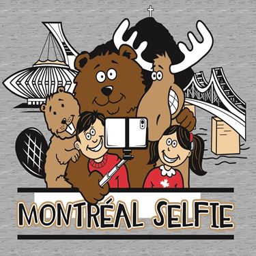 Picture of 168 MONTREAL SELFIE