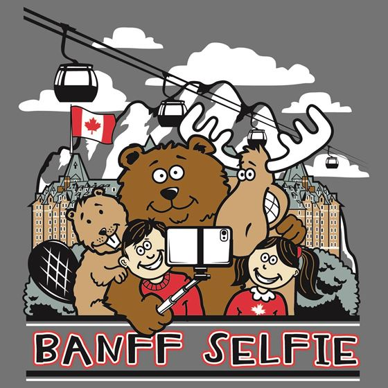 Picture of 233 BANFF Selfie