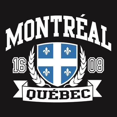 Picture of 038 SHIELD BANNER QUEBEC