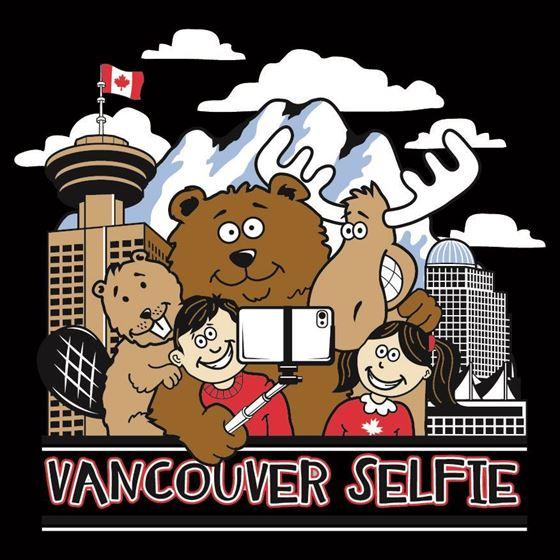 Image de 250 Vancouver Selfie