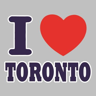 Picture of 255 I LOVE TORONTO