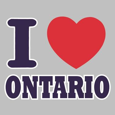 Picture of 254 I LOVE ONTARIO