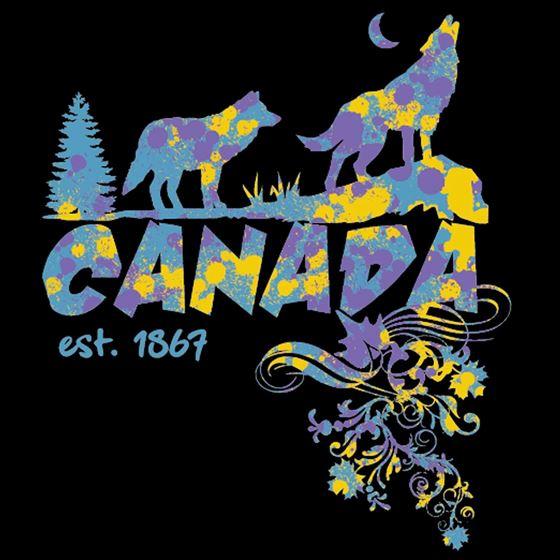 Image de 163 Wolves Splatter Canada
