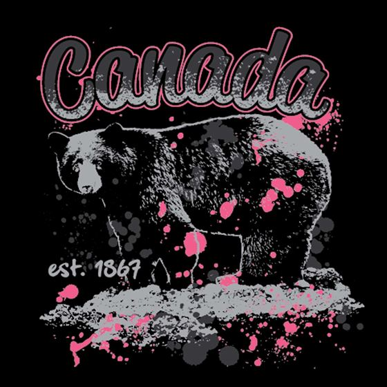 Image de 157 Bear Splatter Paint