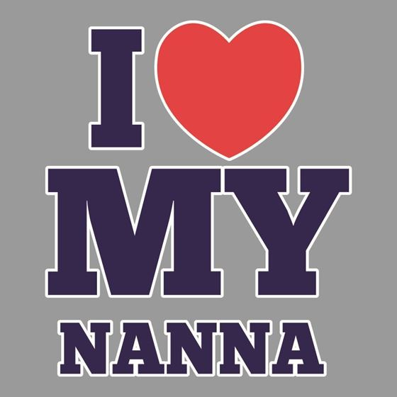 Picture of 523 I LOVE MY NANNA