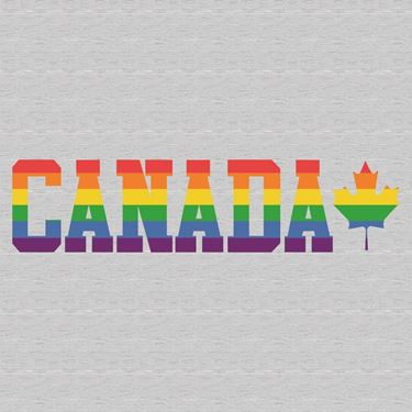 Picture of 297 PRIDE CANADA STAMP
