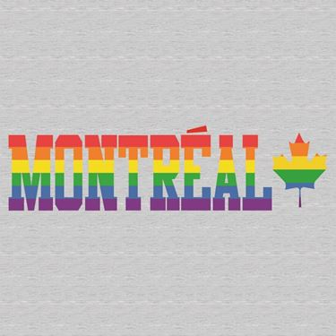 Picture of 298 PRIDE MONTREAL STAMP