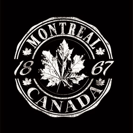 Picture of 018 Montreal Round Logo